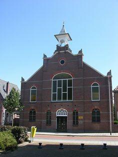 Church Oud Gereformeerde Gemeente in Nederland (Old Reformed Congregation in the Netherlands) Alphen aan den Rijn
