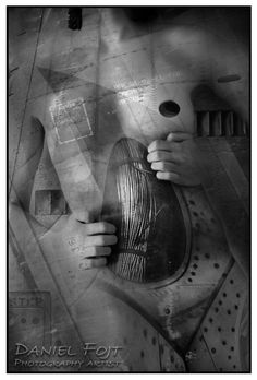 Daniel Fojt - Transformation - Future Amazons Series -  XVII. Nude Photo Biennale - Special Prize