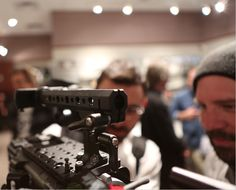 Element Technica Sony F5 & F55 Top Handle and Top Plate