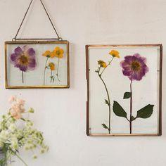 Voyez comment faire sécher des fleurs et en faire des décos comme un vrai designer d'intérieur! - Trucs et Bricolages
