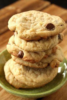 Homemade Subway-Style Chocolate Chip Cookies