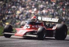 1976 GP Austrii (Hans Binder) Ensign N176 - Ford