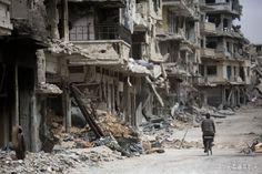 Mesto Homs v Sýrii opúšťa posledná skupina povstalcov - Zahraničie - TERAZ.sk