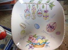Pascua. Pintado a mano  Facebook DBA Originals