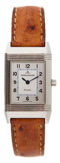 JAEGER LECOULTRE WATCH -  This watch from Jaeger LeCoultre is a gorgeous and timeless accessory for any look.