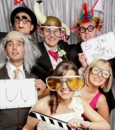 If a support with endless images is chosen, marriage visitors can check out the unit time and again throughout the marriage reception, and in the end, there will be a prosperity of awesome images to treasure. http://www.dazzlephotobooth.com/