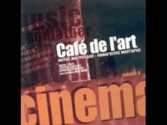 """02 Struggle for pleasure (The Belly of an Architect Soundtrack) By Mavroudis and Margaris From The album: """"Cafe de l' art / / Cinema"""". Dory, Life Is Beautiful, Jukebox, Soundtrack, My Music, My Arts, Cinema, Album, Youtube"""