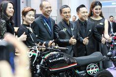 Stallions ผู้บุกเบิกตลาดรถคลาสสิกเจ้าแรกในประเทศไทยเปิดตัวน้องใหม่นาม Buccaneer 250i V 2สูบ เอาใจสาว