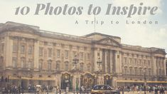 10 Photos to Inspire a Trip to London - Gypsy Belle Travel New Travel, London Travel, Travel With Kids, Family Travel, Travel Tips, Flying With Kids, Travel Abroad, Budapest, Around The Worlds