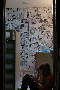 Part Art Part Reading Material Part Wallpaper No Matter How You