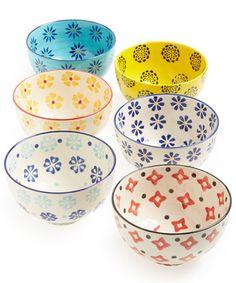 Global Bowls (Set of 6)