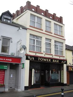 The Tower Bar, Clones, Co Monaghan Ireland, Broadway Shows, Tower, Bar, Computer Case, Towers, Irish, Building