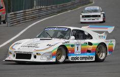 Apple sponsored Garretson Porsche 935 K3