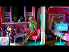 Кукольный сериал Барби Жизнь в доме мечты, Барби спецвыпуск!! Russia Barbie