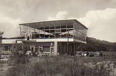 "Gaststätte ""Inselparadies"" in Baabe, 1971"