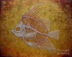 fishbone paintings - Buscar con Google