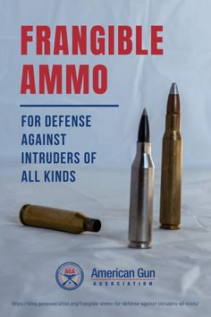 Is the frangible ammo good for self-defense or for self-defense training? Find more about the frangible ammo here! #frangibleammo #selfdefense #ammo #ammunition #guns #firearms #gunassociation Home Defense, Self Defense, Ammo Storage, Hollow Point, Injury Prevention, Guns And Ammo, Survival Tips, Firearms, Weapons