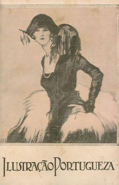 1922 - Ilustração Portuguesa