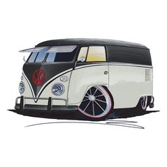 Splitty Panel Bus Tattoo Idea