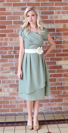 The Jasmine by Mikarose Spring 2014 Collection | Affordable Modest Dresses | Trendy Modest Clothing