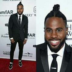 🇧🇷#JasonDerulo no red carpet do #amfARInspiration em Nova York! (📸 Getty) • • • • • • • • • • • • • • • • • • • • • • • • • • • • • •🇱🇷 @jasonderulo on the red carpet of #amfARInspiration in New York! (📸 Getty)