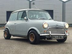1985 Austin Mini 1000 City E (Modified) SOLD, This fantastic looking Austin Mini was built for Brian Campbell of Glenelg. Modifications to the car Mini Cooper S, Classic Mini, Cool Cars, City, Autos