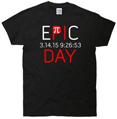 Epic Pi Day 3.14 T-Shirt