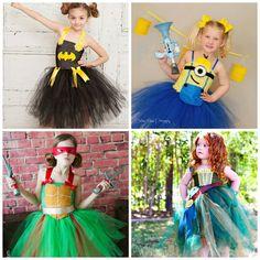 Super Girl Costume Ideas!