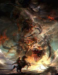 Fantasy Demon Art, Pictures, Images