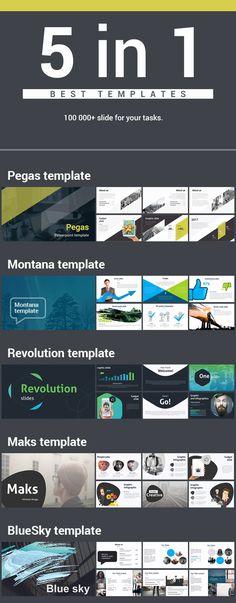 Reinigen presentation company profile presentation templates and 5 in 1 bundle keynote pack 1 business powerpoint templateskeynote toneelgroepblik Choice Image