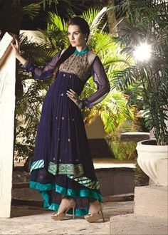 Latest  Couture Formal Wear Frocks For Women By Ahsan Hussain