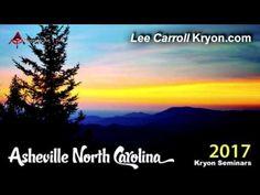 Kryon Asheville, North Carolina by Lee Carroll