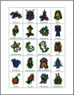 Having a Christmas celebration with your Girl Scouts? Play Christmas bingo for some extra fun. Print our game our bingo cards and use your own markers. Free printables available at MakingFriends.com