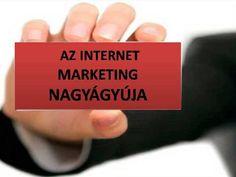 Internet Marketing, Online Marketing