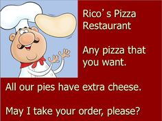 Beth's Music Notes: Rico's Pizza Restaurant - year 1 and 2 up to 4 Singing Games, Singing Lessons, Music Lessons, Singing Tips, 2nd Grade Music, Grade 3, Music Classroom, Classroom Ideas