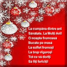 Uraricufelicitari - Yahoo Image Search Results - la cumpana dintre ani An Nou Fericit, Cata, Happy Holidays, Happy Halloween, Diy And Crafts, Happy Birthday, My Favorite Things, Words, Christmas