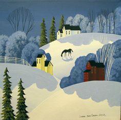 Folk Art Mama . . Debbie Criswell