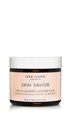 If you have not yet tried this, then what are you waiting for?? // One Love Organics Skin Savior