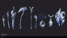 Aion weapon