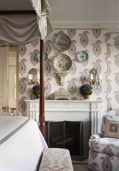 Master Bedroom - John B. Murray Architect