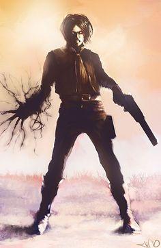 Mystic Gunslinger by JonnyHex on DeviantArt