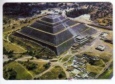 Piramide del Sol, Teotihuacan Mexico SitiosdeMexico.com - Directorio Turístico y de Entretenimiento - Valora, Comenta y Gana!