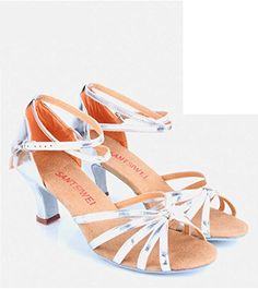 With adult women in Latin shoesDance practice shoesA Foot length248CM98Inch * Check this awesome product by going to the link at the image.(This is an Amazon affiliate link and I receive a commission for the sales)