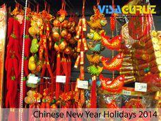 Chinese Embassy (India) New Year Holidays 2014 Holidays Schedule