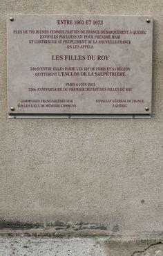 Aux Filles du Roy, Salpêtrière (Paris, France)   Denis Trente-Huittessan   Flickr