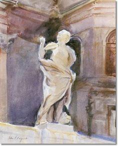 John Singer Sargent Watercolors Venice - Bing Images