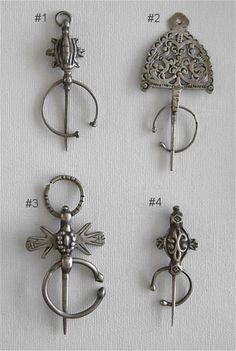 Moroccan silver jewelry, Berber, Tuareg, Yemeni coral, amber, glass, stone beads, silver jewelry. Khamsas, crosses, fibula.