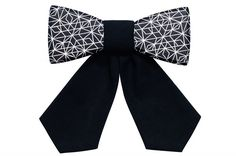 Cassiopeia bow tie handmade from recycled wood and fabric by an independent European designer. Women Bow Tie, Ethical Fashion, Personal Style, Bows, Bow Ties, Stylish, Lady, Fabric, How To Wear