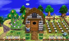 Animal Crossing Qr Codes Bamboo Floor