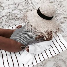 cute straw hats for summer